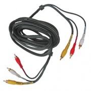 Valterra 3 WIRE AUDIO CABLE 12 FT  NT72-6435  - Audio CB & 2-Way Radio - RV Part Shop USA