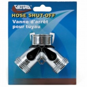 Valterra Double Shut-Off Valve Metal Wye   NT10-0799  - Freshwater - RV Part Shop USA