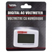 Valterra VOLT METER, CARDED  NT62-2594  - Tools - RV Part Shop USA