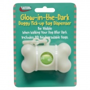 Valterra GLOW-N-DARK DOG BAG DISPENSER KIT  NT71-8513  - Pet Accessories - RV Part Shop USA
