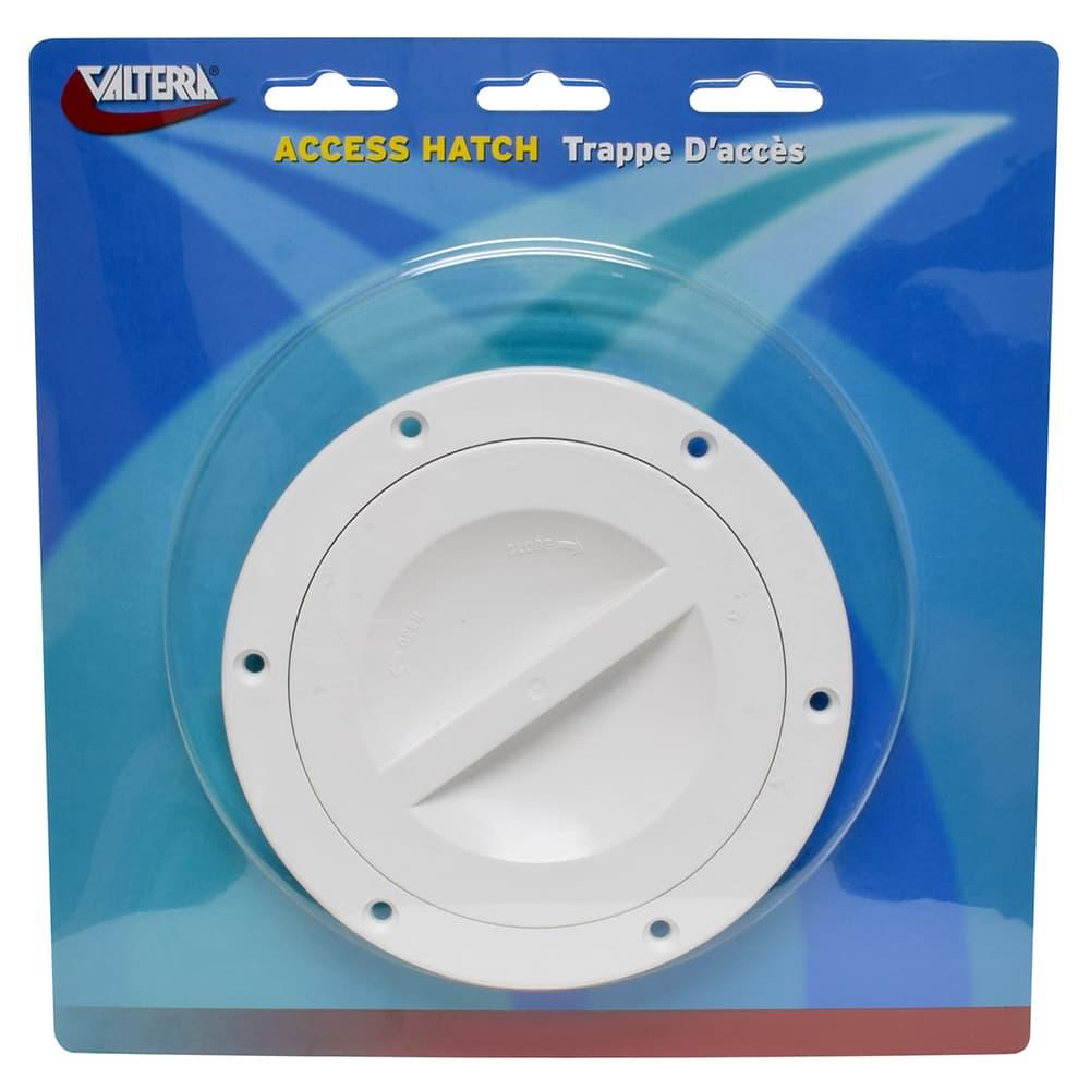 4/″ , White Valterra A10-2170VP Access Hatch ,1 Pack