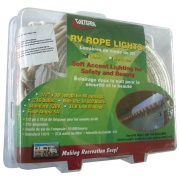 Valterra Rope Lights 18' Clear   NT18-2041  - Patio Lighting - RV Part Shop USA