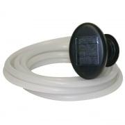 Valterra Solar Rope Light 18' Clear   NT18-0638  - Patio Lighting - RV Part Shop USA