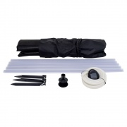 Valterra Awning Drape w/Solar Lights 15' Box   NT01-0101  - Patio Lighting - RV Part Shop USA