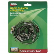 Valterra Hose Clamps Combo Pack   NT10-0145  - Freshwater - RV Part Shop USA