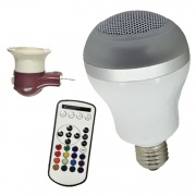 Valterra Multicolor Bluetooth Speaker Bulb LED   NT72-6895  - Audio CB & 2-Way Radio - RV Part Shop USA