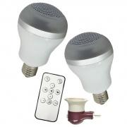 Valterra WHITE 2 PK BT SPEAKER BULB LED  NT72-6890  - Audio CB & 2-Way Radio - RV Part Shop USA