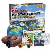 Valterra Deluxe Starter Kit w/DVD   NT03-5021  - RV Starter Kits