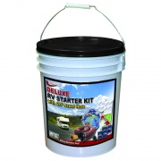 Valterra Deluxe Starter Kit In Bucket   NT88-8123  - RV Starter Kits - RV Part Shop USA