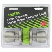 Valterra Mobile Home 4-Way Universal Entrance Lock   NT20-0083  - Doors - RV Part Shop USA