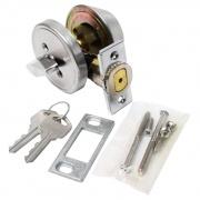 Valterra RV Deadbolt Lock Single 5/8 Throw   NT20-0087  - Doors - RV Part Shop USA