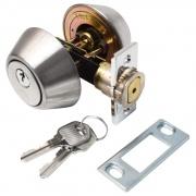 """Valterra RV Deadbolt Lock 5/8\\"""" Throw   NT20-0099  - Doors - RV Part Shop USA"""