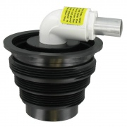Valterra Sewer Solution Adapter   NT11-0009  - Sanitation