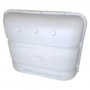 Icon Standard Thermoformed Propane Tank Cover  NT06-0644  - LP Tank Covers