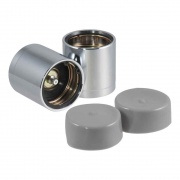 """Curt Manufacturing 1.98\\"""" Bearing Protectors & Covers (2-Pack)  NT72-1751  - Axles Hubs and Bearings"""