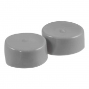 """Curt Manufacturing 1.98\\"""" Bearing Protector Dust Covers (2-Pack)  NT72-1777  - Axles Hubs and Bearings"""