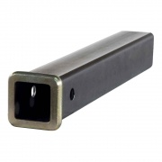"""Curt Manufacturing 18\\"""" Raw Steel Receiver Tubing (2\\"""" Receiver)  NT72-2102  - Hitch Extensions"""