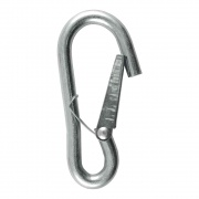 "Curt Manufacturing 3/8\"" Snap Hook (2,000 lbs.)  NT72-2613  - Chains and Cables - RV Part Shop USA"