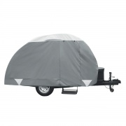 Classic Accessories Polypro III Deluxe Teardrop Travel Trailer Cover   CP-CL0065  - R-Pod/Teardrop Covers