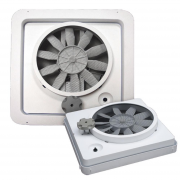 Heng's Vortex Vent Fan Upgrade Kits  CP-HG0268  - Exterior Ventilation - RV Part Shop USA