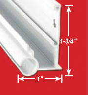 AP Products Gutter Awning Rail  CP-AP0102  - Awning Parts & Accessories