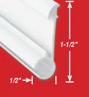 AP Products Insert Awning Rail  CP-AP0103  - Awning Parts & Accessories