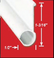 AP Products Standard Awning Rail  CP-AP0104  - Awning Parts & Accessories