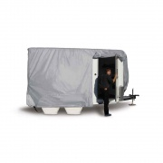 Adco Products Adco Bumper Pull Horse Trailer Covers  CP-AD0014  - Horse Trailer Covers