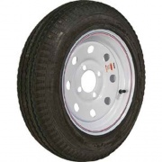 Americana 530-12 Tire C/5H Trailer Wheel Mini Modular Striped   NT17-0207  - Trailer Tires - RV Part Shop USA