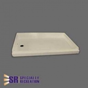 Specialty Recreation Shower Pan 24 X 40 Parch  NT10-1839  - Tubs and Showers