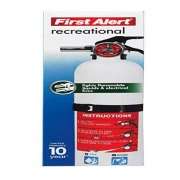 BRK Electronics Fire Extinguisher- 5Bc w/Gauge   NT03-1280  - Safety and Security - RV Part Shop USA