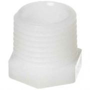 """Camco 1/2 Inch 1/2\\"""" Water Heater Drain Plug Pkg 50  NT09-0001  - Water Heaters - RV Part Shop USA"""