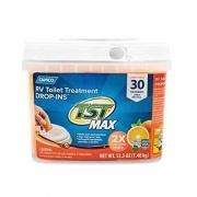 Camco TST Ultra-Concentrated Orange Citrus MAX Treatment Drop-Ins 30-Pack  NT13-3090  - Sanitation - RV Part Shop USA
