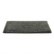 """Camco Premium Radius Wrap Around Step Rug, Turf Material (22\\"""" Wide) - Gray  NT04-0553  - RV Steps and Ladders - RV Part Sho..."""