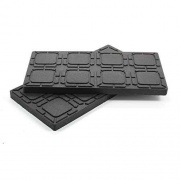 """Camco Leveling Block Non-Slip Flex Pads-8 1/2\\"""" x 17\\""""  NT03-1970  - Chocks Pads and Leveling - RV Part Shop USA"""