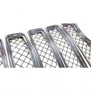 Coast2Coast Chrome ABS 7 Pieces With Bezel Body Trim Molding Trims  NT10-9950  - Billet Grilles - RV Part Shop USA