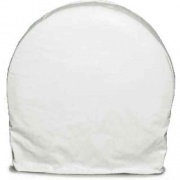 Covercraft TIRE COVER WHITE  NT46-0046  - Tire Covers - RV Part Shop USA