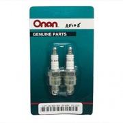 Cummins 2 Pk Onan Spark Plugs   NT48-2091  - Generators - RV Part Shop USA