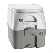 Dometic 5.0 Gal Portable Toilet Gray   NT12-0023  - Toilets - RV Part Shop USA