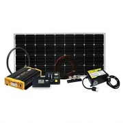 Go Power SOLAR AE-6: 1140 WATT SOLAR ALL ELE  NT18-8373  - Solar - RV Part Shop USA