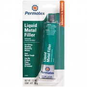 Permatex/Loctite LIQUID STEEL FILLER  NT13-0832  - Glues and Adhesives - RV Part Shop USA