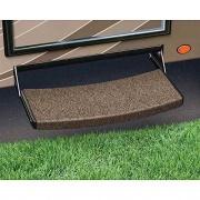 Prest-O-Fit TRAILHEAD UNI STP RUG BCK BR  NT62-2485  - RV Steps and Ladders - RV Part Shop USA