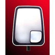 Velvac Mirror Head Black   NT23-0134  - Towing Mirrors - RV Part Shop USA
