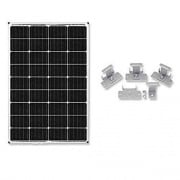 Zamp Solar 115W DELUXE SOLAR KIT  NT62-2635  - Solar - RV Part Shop USA