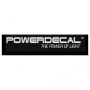 Power Decal Iowa Chrome Frame   NT70-0495  - Exterior Accessories