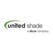 """United Shade Window Shade Snow/White 1\\"""" OS/MT SNOw/White 1_  NT95-5730  - Shades and Blinds - RV Part Shop USA"""