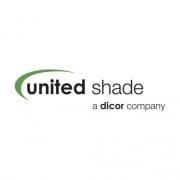 "United Shade Window Shade Linen/Black 1\\""   NT96-3058  - Shades and Blinds - RV Part Shop USA"