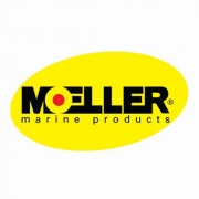 Moeller Marine Mushroom Anchor, Vinyl Coated 8 lb.  NT41-1917  - Marine Parts - RV Part Shop USA