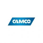 Camco COAX PLATE W/CAP DUAL WHT  NT24-0457  - Televisions - RV Part Shop USA