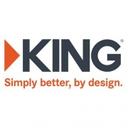 King Controls Wall Mount Power Supply Black   NT24-0254  - Televisions - RV Part Shop USA